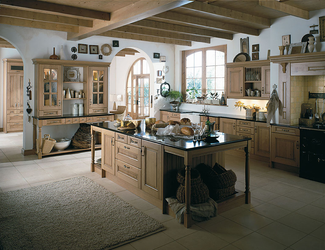 Bede Traditional Kitchen