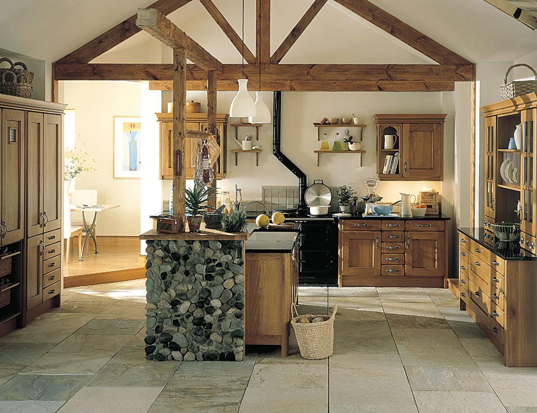 Croft Oak Kitchen