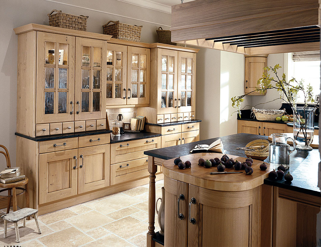 Croft Washed Traditional Kitchen