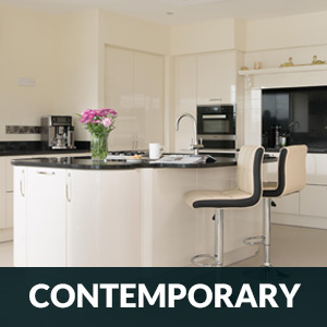 Contemporary Kitchens Ireland