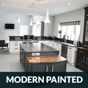 Modern Painted Kitchens Ireland