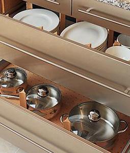 Pot Drawer System